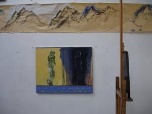 Fascines et montagne